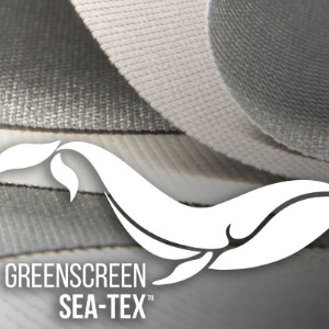 GreenScreen Sea Tex Luxaflex